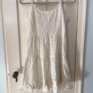 Delia's lace dress
